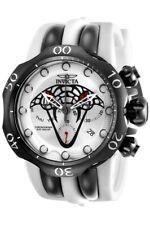 Invicta Men's Venom Viper Chronograph Watch White 28385