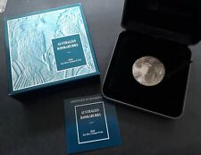 2018 Australia Kookaburra 2oz Silver (.999) $2 High Relief Antiqued Coin