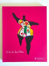 NIKI DE SAINT PHALLE FIRST EDITION COLLECTOR'S MODERNIST ART BOOK - BRAND NEW