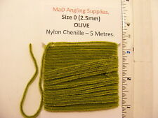 Unbranded Chenille Fly Tying Materials