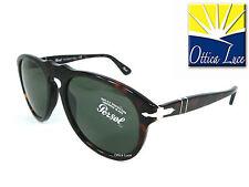 Occhiale sole Persol 649  24/31 54  Havana  0649 2431 Sunglass Sonnenbrille