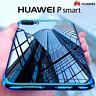 COVER per Huawei P Smart CUSTODIA ORIGINALE ELECTROPLATING Slim Morbida TPU Case
