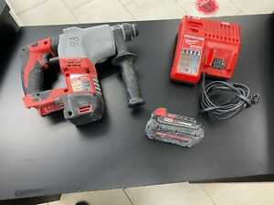 Milwaukee Rotary Hammer Cordless Li-Ion M18 RedLithium 2605-20 Battery Charger
