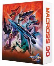 PS3 Macross 30 Ginga wo Tsunagu Utagoe Limited Edition japan Game Japanese