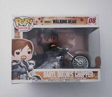 Funko pop the walking dead, Daryl Dixon's Chopper Nº8