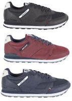 BLEND Herren Sneaker Schuhe Shoes Sport Turnschuhe Schwarz Rot Blau Black NEU
