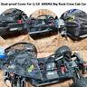 Body Dust-proof Cover Dust Preventive Mesh For 1/10 ARRMA Big Rock Crew Cab Car
