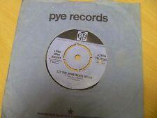"LET THE HEARTACHES BEGIN by LONG JOHN BALDRY - 45rpm 7"" Single"