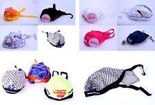 Rag Testa Avvolgere Berretto Per Bambini Ragazzi Ragazze Cravatta Regolabile Bandana Costume