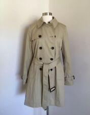 New JCREW Icon Trench Coat 2 Jacket Light Khaki jacket 49185 CURRENTLY $298!!!