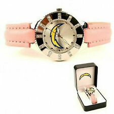 Ladies NFL San Diego Chargers Watch Sports Football