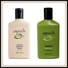 NEW! Nu Skin NuSkin Epoch Ava Puhi Moni Anti-Dandruff Shampoo + Conditioner