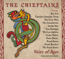 The Chieftains - Voice of Ages [New CD] With DVD, Deluxe Edition
