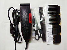 KEMEI/GEMEI Heavy Duty Electric Wired Beard Trimmer Mustache & Hair Clipper