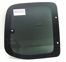 For 00-06 Toyota Tundra 2-DR Ext Cab Rear Quarter Glass Window Passenger/Right