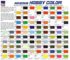 Mr. Hobby Aqueous Color H1-H467 Hobby Acrylic Gunze GSI Model Kit Paint 10ml New