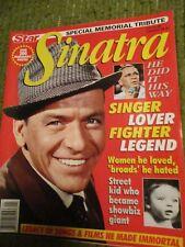 Original 1998 Star FRANK SINATRA Magazine 402