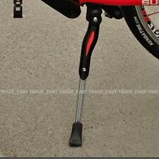 Light aluminum Adjustable Side Kick Stand Rubber big Foot Bike for MTB RoadBike