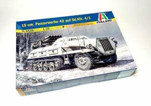ITALERI Military Model 1/35 15 cm. Panzerwerfer 42 auf Sd.Kfz. 4/1 6546 T6546