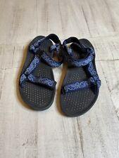 TEVA Women's Blue (Size 9)