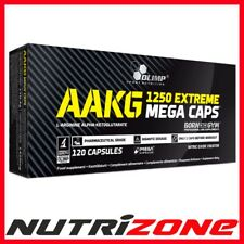 OLIMP AAKG 1250 EXTREME Mega Caps Nitric Oxide Booster NO Capsules BEST PRICE