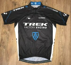 Trek Factory Racing Bontrager RARE cycling jersey size S - Excellent condition