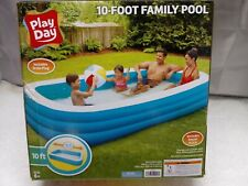 Play Day 10-foot Family Pool