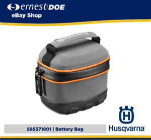 Husqvarna Battery Bag | Thermos Lined Battery Bag | 585371801 | Shock Proof