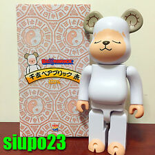Medicom 400% Bearbrick ~ Sky Tree Sheep Be@rbrick Zodiac Goat