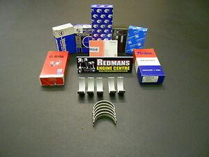 mains shell bearings fits Rover k series 1.1 / 1.4 / 1.6/ 1.8 25,45,75,mgf,mgzr
