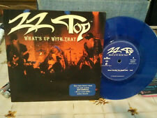 "zz top""nasty dogs and funky kings""(live)""single7""vinyl bleu-or.fr.rca.:de1996.."
