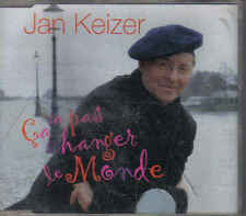 Cd maxi singel Jan Keizer (BZN) Ca va pas Changer le monde