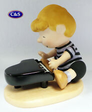 """Peanuts Collectable - Schroder playing piano - 4"""" (8220)"""