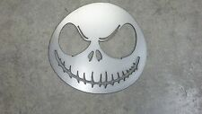 Smiling Skull   Metal Wall Art Decor jack skellington halloween