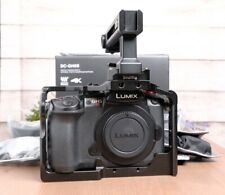 Panasonic LUMIX GH5s 10.2MP Mirrorless Camera - Black Body w/SmallRig Cage