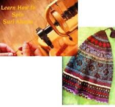 Spin-off magazine fall 2000: suri alpaca, socks, mobius, knit with unspun roving