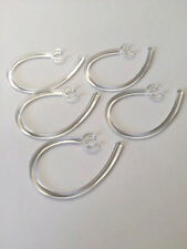 5 pcs Clear Ear hooks for Plantronics 925 975 M100 MX100 Earclips