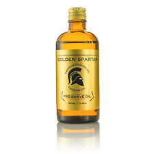 Pre-shave Oil 100ml/3.4oz - The Golden Spartan