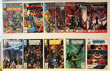 In-Humans 12 Book Lot Keys 1st Yelena Belova & Korath-Thak Black Widow Movie