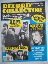 September Record Collector Monthly Music, Dance & Theatre Magazines
