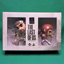 The Last of Us Limited Edition Joel and Ellie Vinyl Figure Set *Damaged Box*