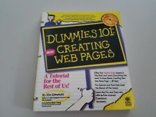 Dummies 101 : Creating Web Pages by Kim Komando and Dummies Technical Press Staf