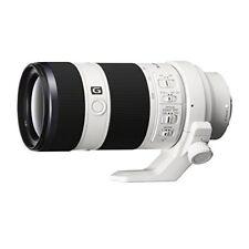 F70184f Sony 70-200 mm / F 4 0 Fe G OSS (sel70200g) Objectifs