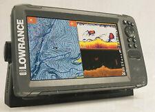 Lowrance Hook2 9 SplitShot Fishfinder Chartplotter US Inland charts