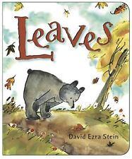 Leaves [Board book] [Jul 29, 2010] Stein, David Ezra