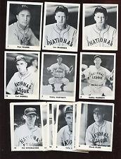 1974 Bramac 1933 National League All Star Team Baseball Card Set (20) NM/MT