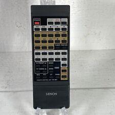 Originale Denon RC-807 Télécommande pour D-F07 - UCD-F07 - UPA-F07 HIFI