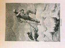 m17a1 ephemera 1920s book plate the blizzard harry evans