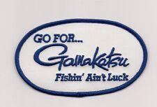 Gamakatsu Souvenir Fishing Patch