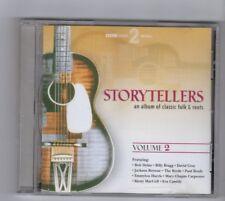 (HW603) Storytellers, Classic Folk & Roots Vol 2, 18 tracks - 2001 BBC CD